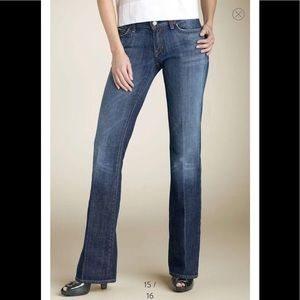 CITIZENS OF HUMANITY Kelly Boot Cut Stretch Jeans